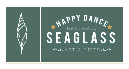 Happy Dance Seaglass